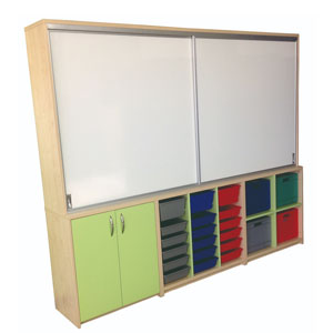 Whiteboards, Pinboards & Partitions